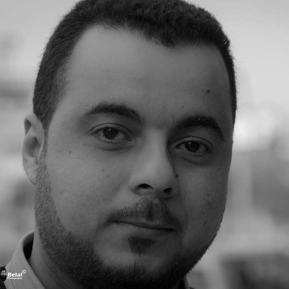 علاء مـحمـد Headshot