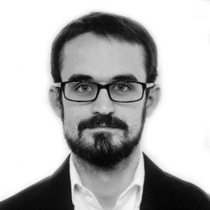 Alberto Ginel Saúl Headshot