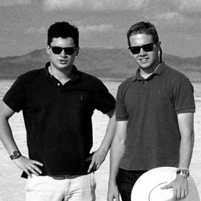 Alexander Gerson and Matteo Zevi