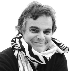 Alexandre Jardin Headshot