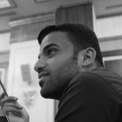 علي أبو رزق Headshot