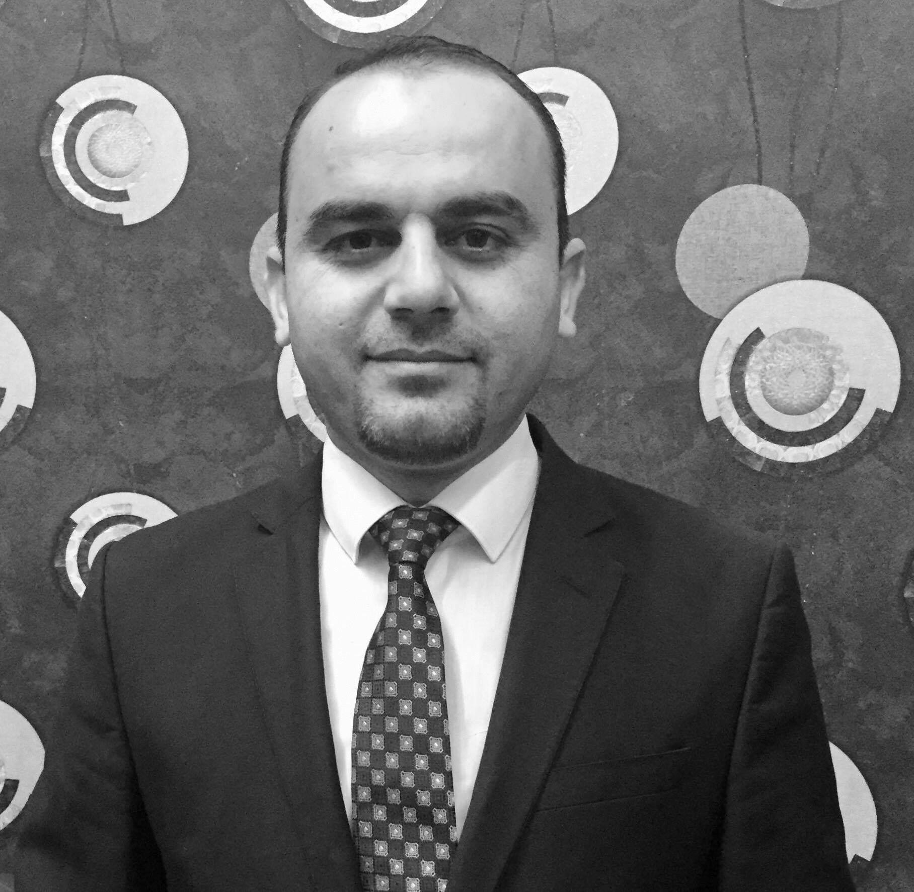 علي عدنان محمد Headshot