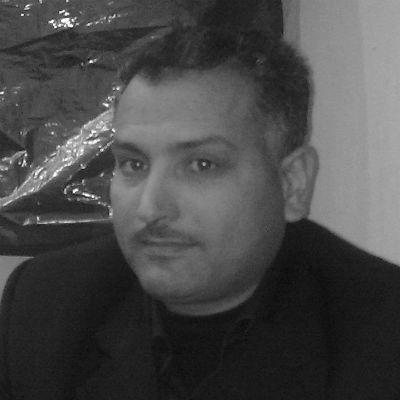 علي صالح الجاسم Headshot