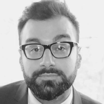 Dr. Ali Fathollah-Nejad Headshot