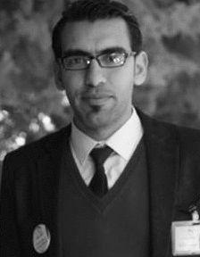 علي محمود الأحمد Headshot
