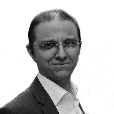 Ali Yildirim Headshot