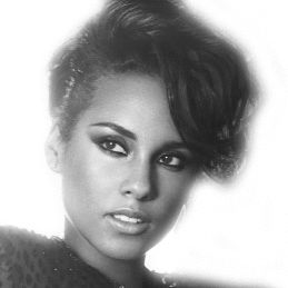 Alicia Keys Headshot