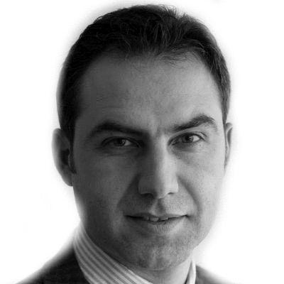 Alparslan Akkuş Headshot
