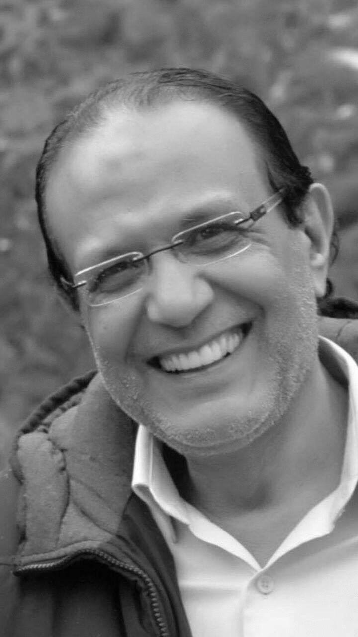 علي محمد درة Headshot
