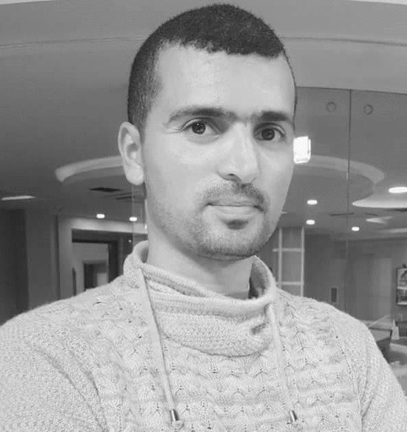 أمين خالد بركة Headshot