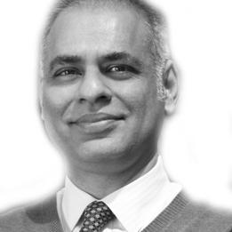 Amer Khan, M.D. Headshot