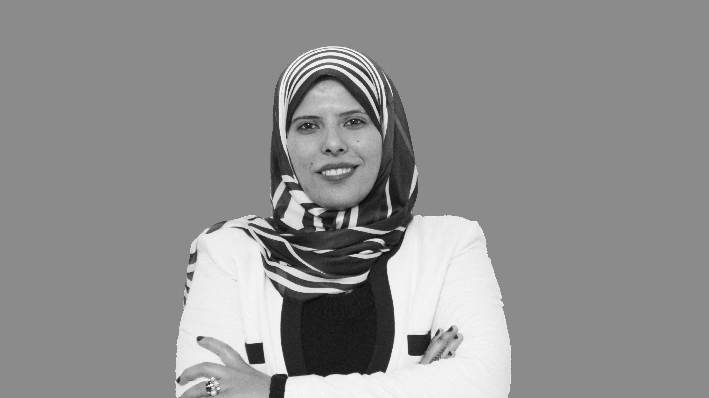 أمينة حسني Headshot