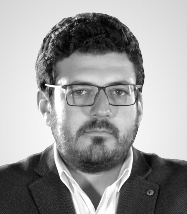 عمرو العراقي Headshot
