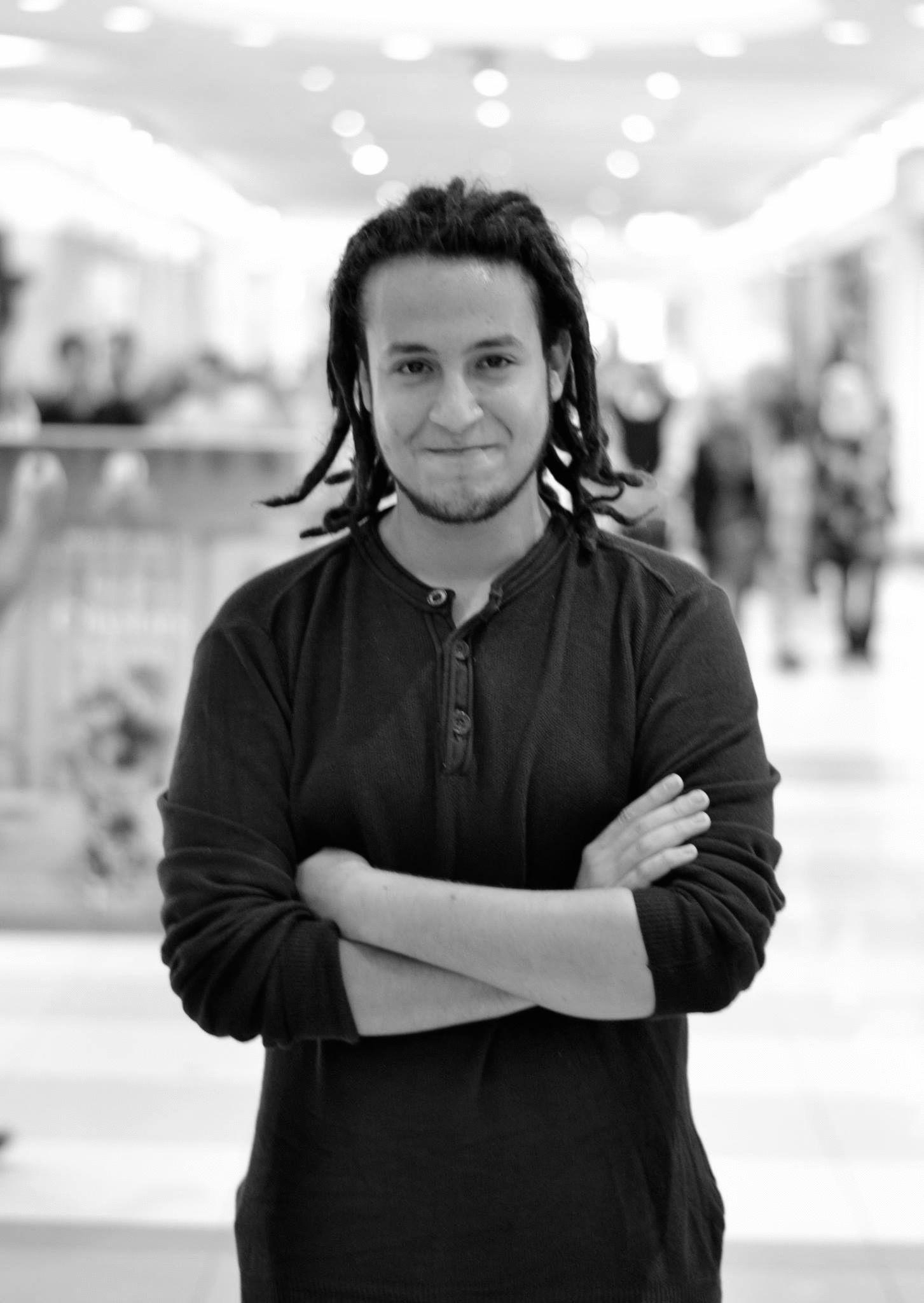عمرو الزرقاني Headshot