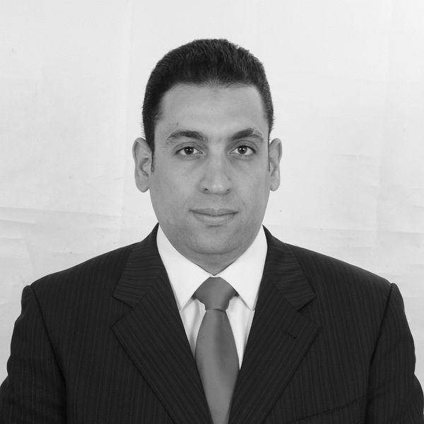 عمرو جمال الدين Headshot