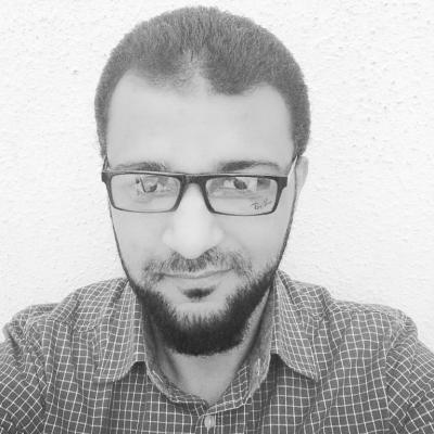 عمرو العوضي Headshot