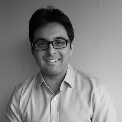 Anand Bery Headshot