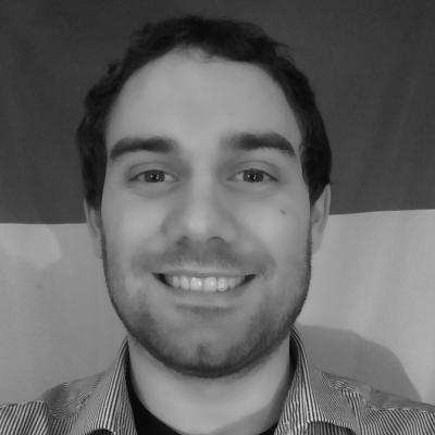 Andre Arnet-Zargarian Headshot