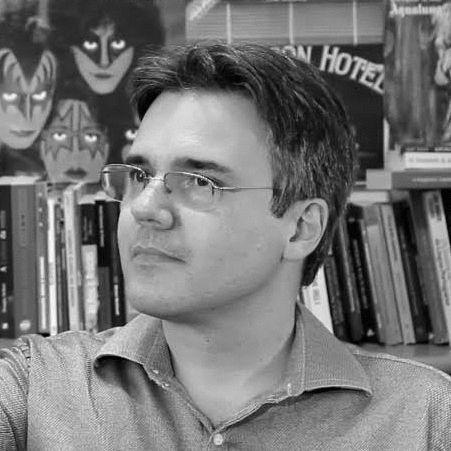 André Azevedo da Fonseca Headshot
