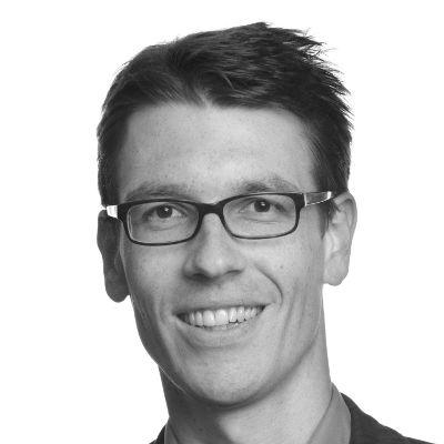 Dr. Andreas Armborst Headshot
