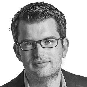 Andreas Graap Headshot