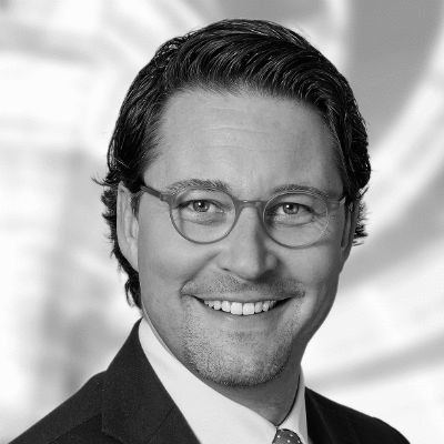 Andreas Scheuer Headshot