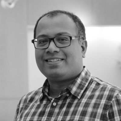 Anirvan Ghosh Headshot