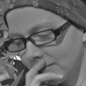 Anja Hilscher Headshot