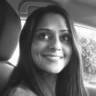 Anjali Sareen Headshot