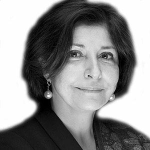 Anny Dayan Rosenman Headshot