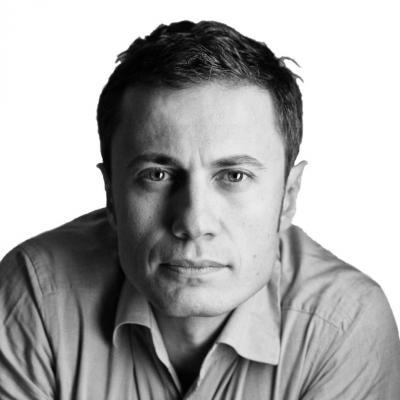 Anton Malafeev Headshot