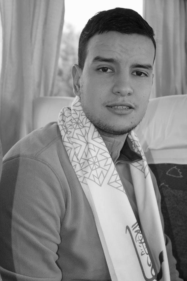 أشرف العربي اقريطب Headshot