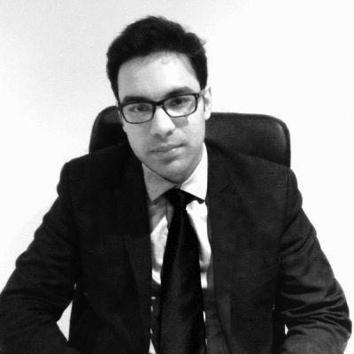 Asif Arif Headshot