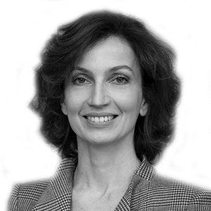 Audrey Azoulay Headshot