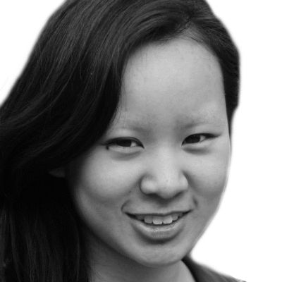 Audrey Chou Headshot