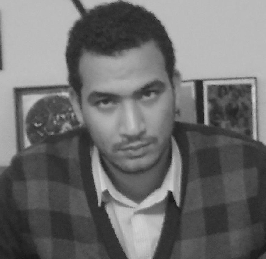 أيمن محمد خليفة Headshot