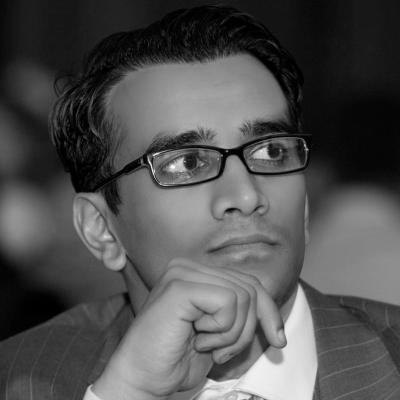 Azeem Ibrahim Headshot