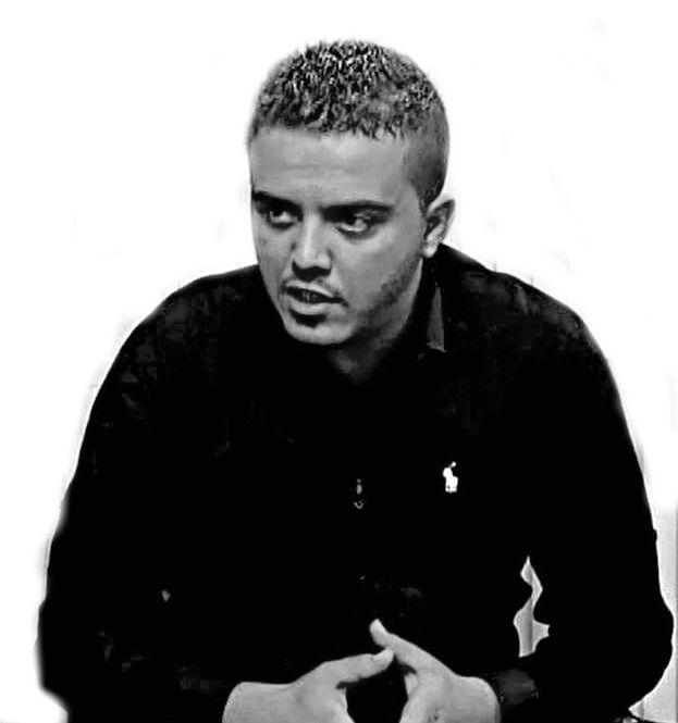 Aziz Hamdi Headshot