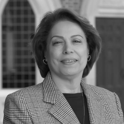 Azizah al-Hibri Headshot