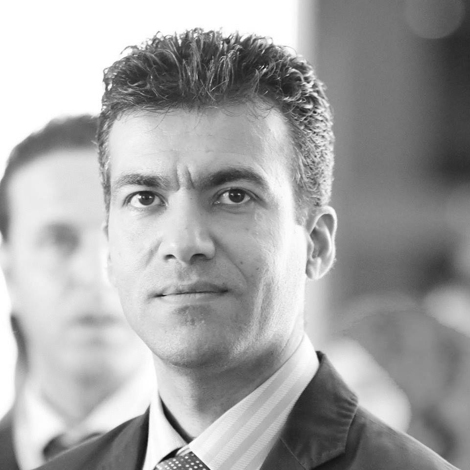 د.باسل الحاج جاسم  Headshot