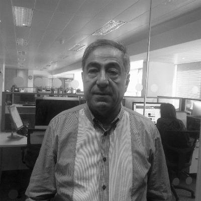 بسام جعارة Headshot