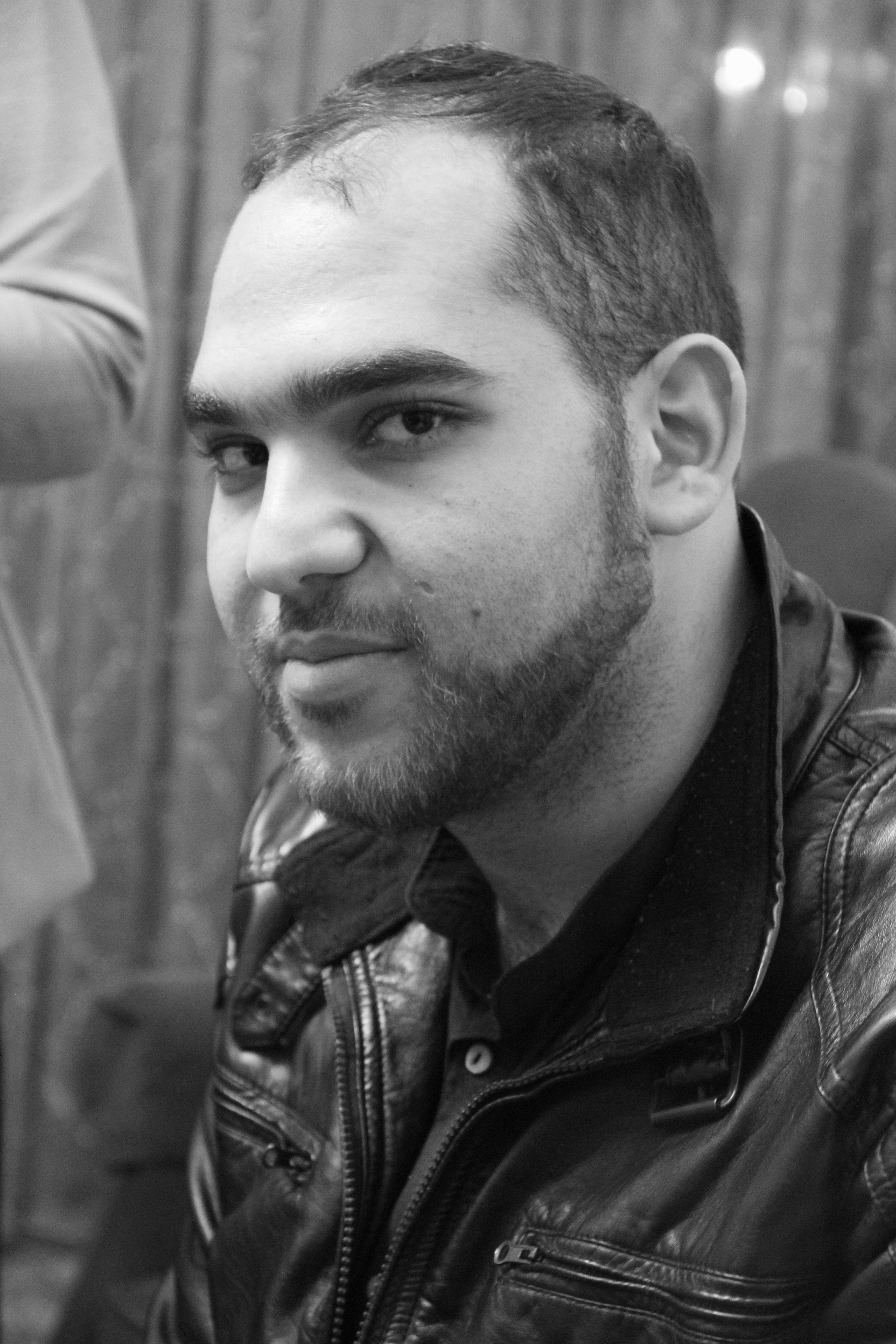 بلال موسى Headshot