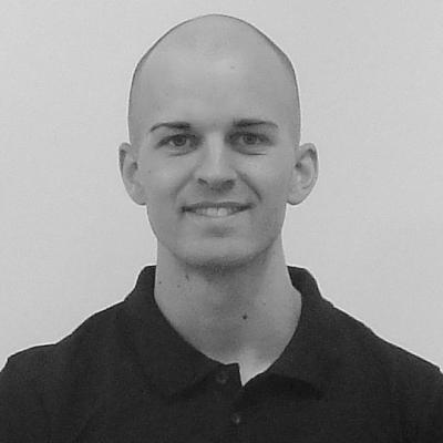 Ben Hanton Headshot
