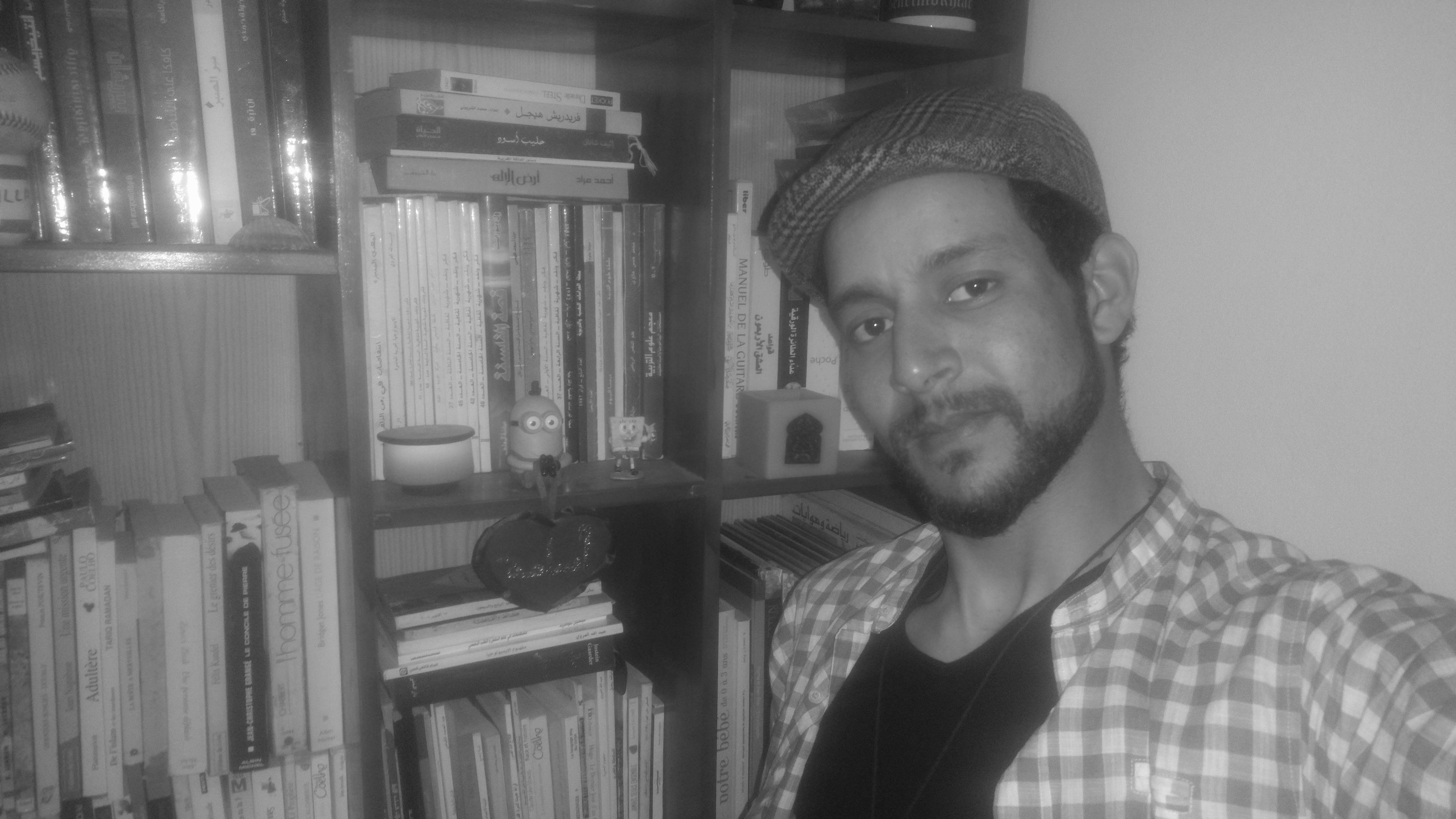أسامة بن المختار Headshot