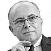 Bernard Cazeneuve Headshot