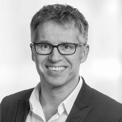 Dr. Bernhard Rohleder Headshot