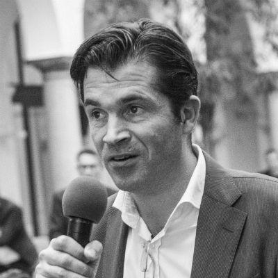 Bernhard Steimel Headshot