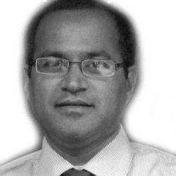Bharath Gopalaswamy Headshot
