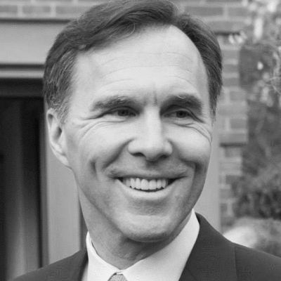 Bill Morneau Headshot