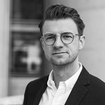 Björn Krämer Headshot
